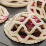 Specialist Bells pastry lattice rounds