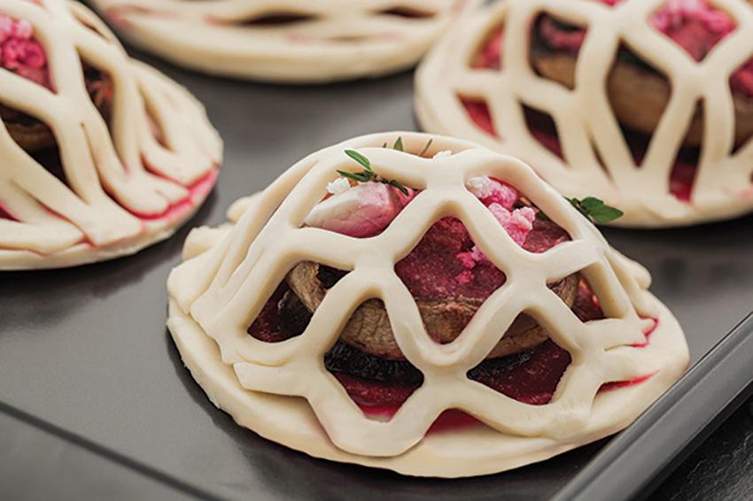 pastry lattice