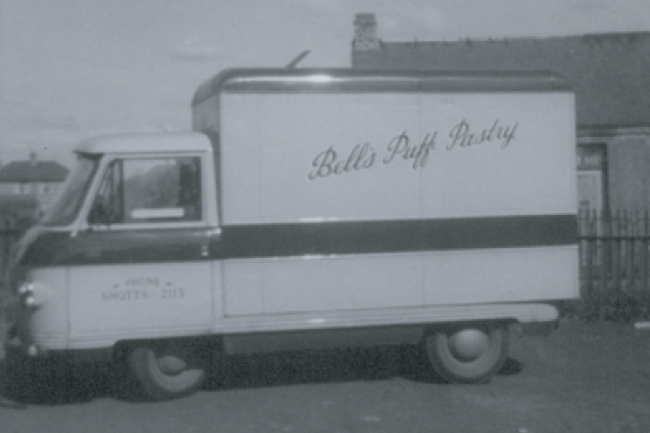 Early Bells Puff Pastry van